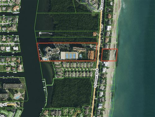 Photo of 3912 S Ocean Boulevard #709, Highland Beach, FL 33487 (MLS # RX-10728581)