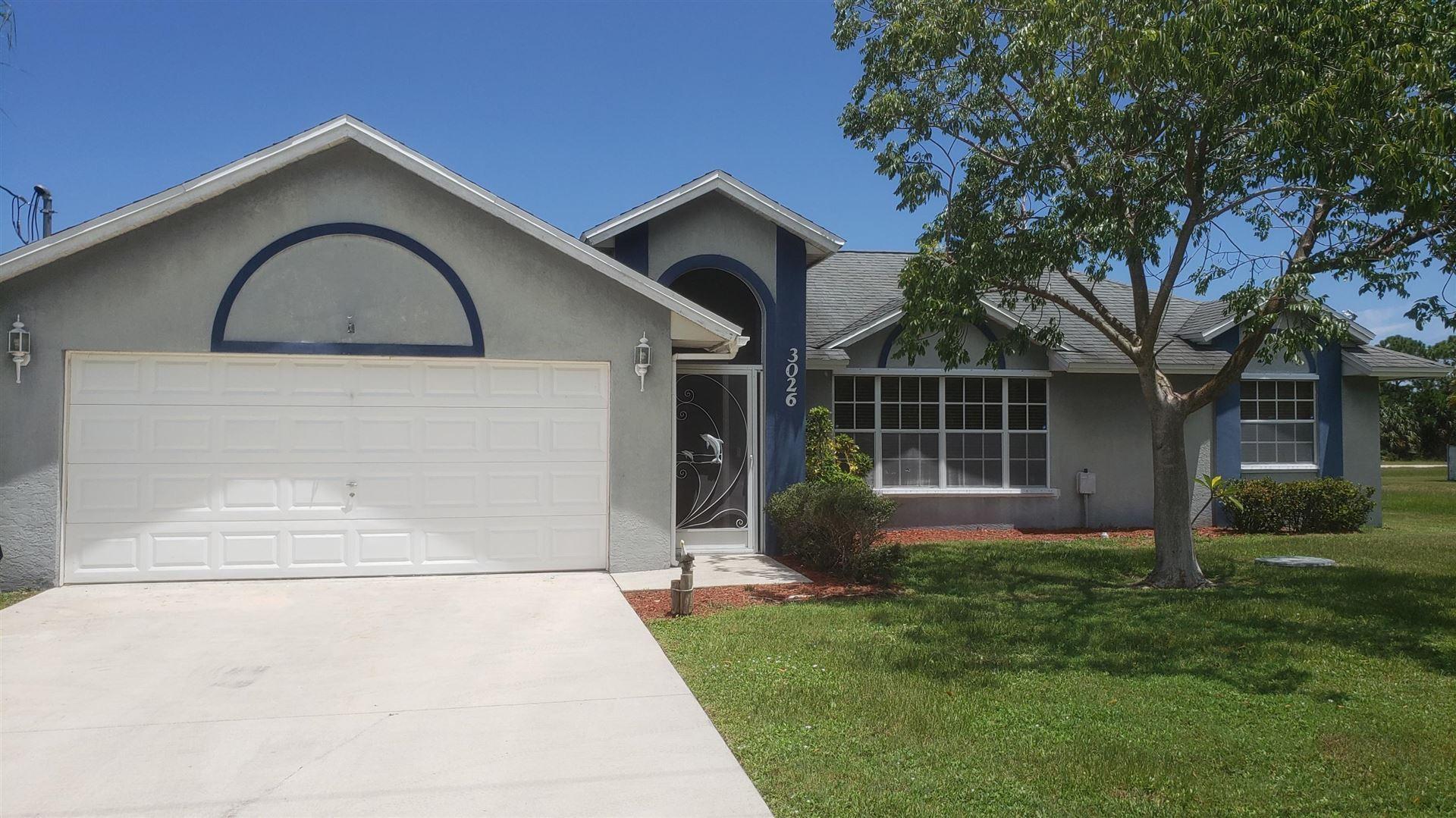 3026 SE East Blackwell Drive, Port Saint Lucie, FL 34953 - #: RX-10647581