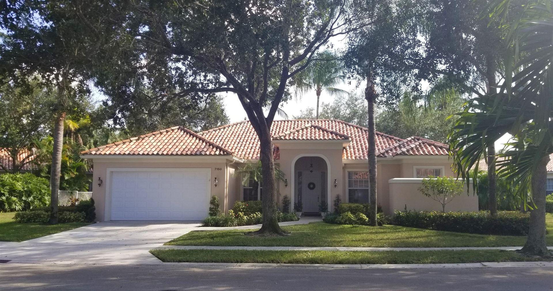 7150 Crystal Lake Drive, West Palm Beach, FL 33411 - #: RX-10660581