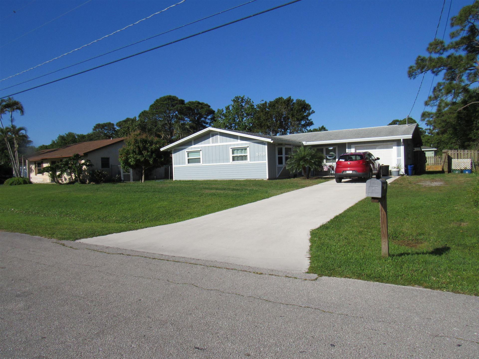 5715 Hickory Drive, Fort Pierce, FL 34982 - #: RX-10700581
