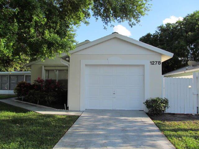 1278 Slash Pine Circle, West Palm Beach, FL 33409 - #: RX-10705581