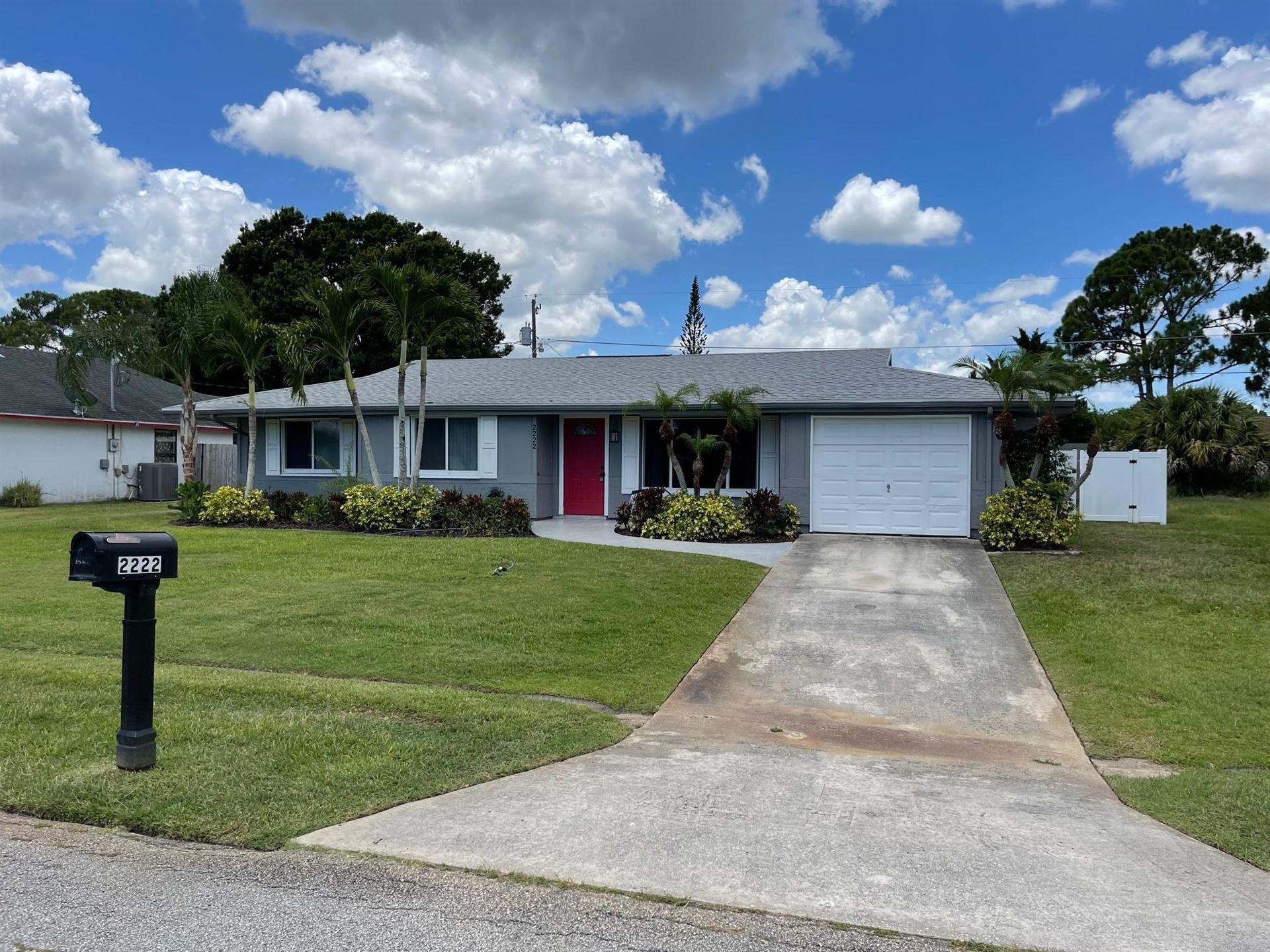2222 SE Midtown Road, Port Saint Lucie, FL 34952 - MLS#: RX-10723581