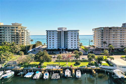 Photo of 1057 Hillsboro Mile #912, Hillsboro Beach, FL 33062 (MLS # RX-10723582)