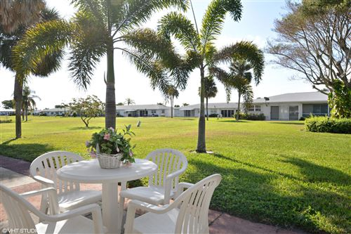 Photo of 500 SW Golfview Ter 119 Terrace #119, Boynton Beach, FL 33426 (MLS # RX-10752582)