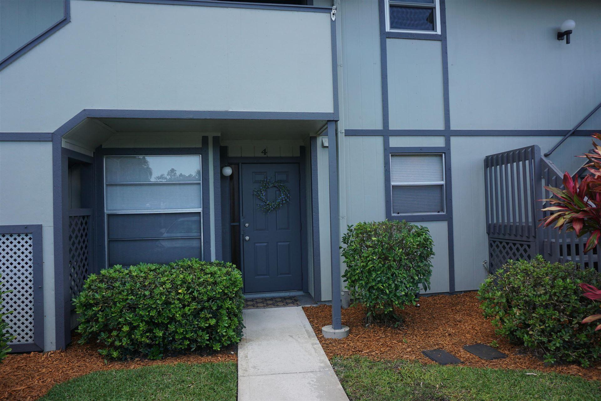 8196 SE Croft Circle #I-4, Hobe Sound, FL 33455 - #: RX-10624582