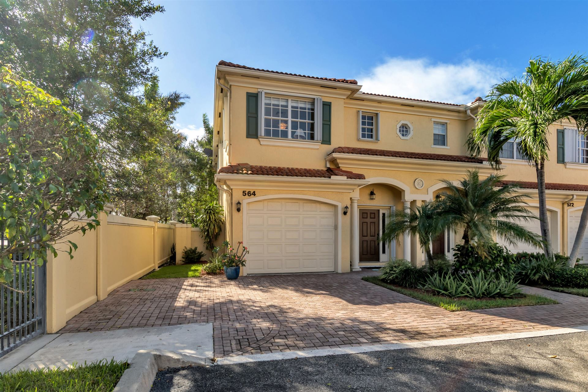 Photo of 564 Marbella Circle, North Palm Beach, FL 33403 (MLS # RX-10674582)