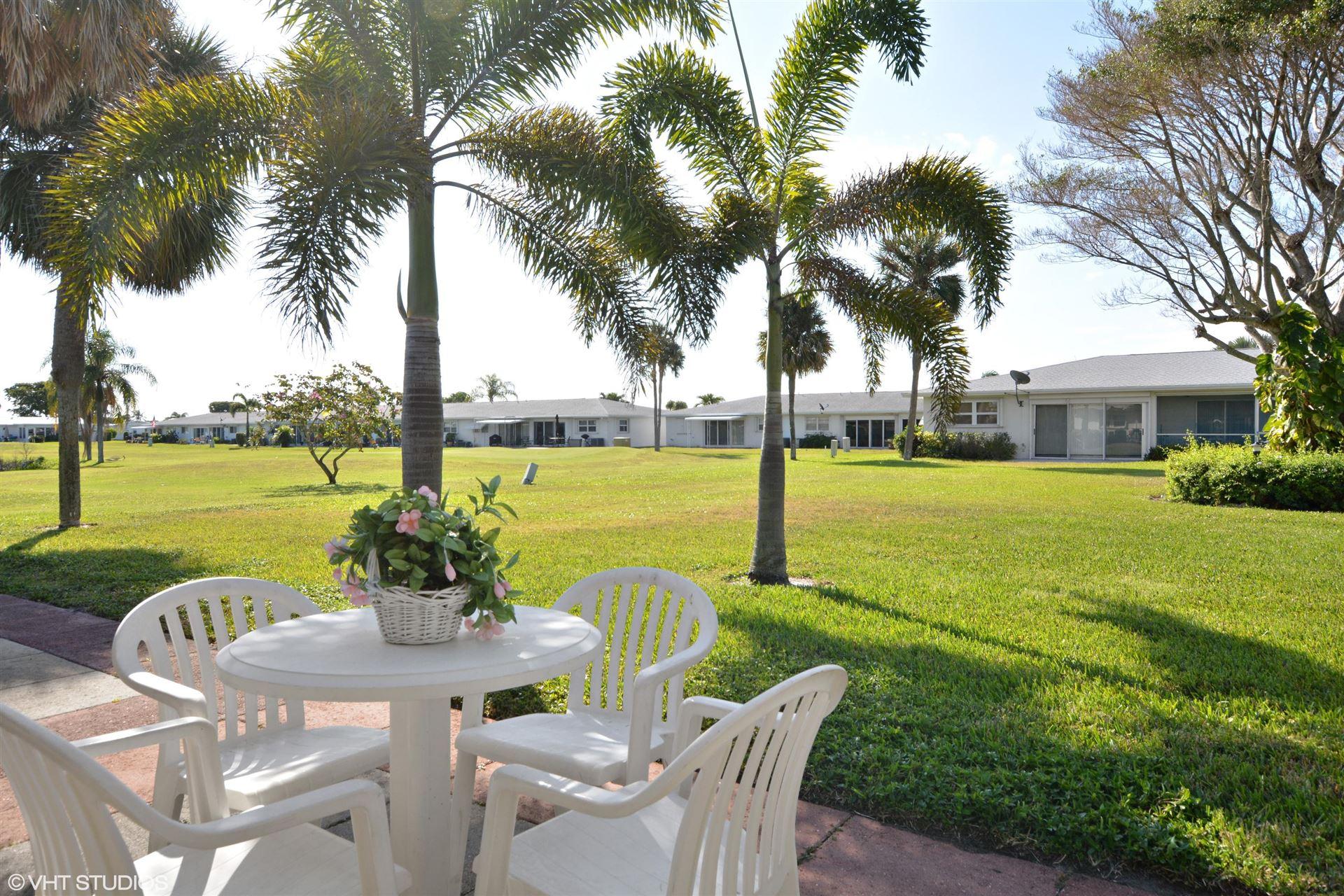 500 SW Golfview Ter 119 Terrace #119, Boynton Beach, FL 33426 - MLS#: RX-10752582