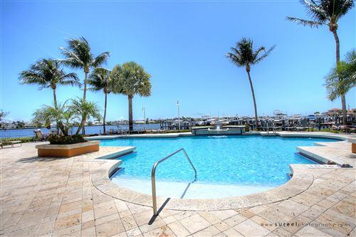 Photo of 135 Yacht Club Way #203, Hypoluxo, FL 33462 (MLS # RX-10658583)