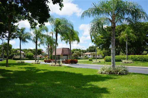Photo of 21217 Lago Circle #6 E, Boca Raton, FL 33433 (MLS # RX-10734583)