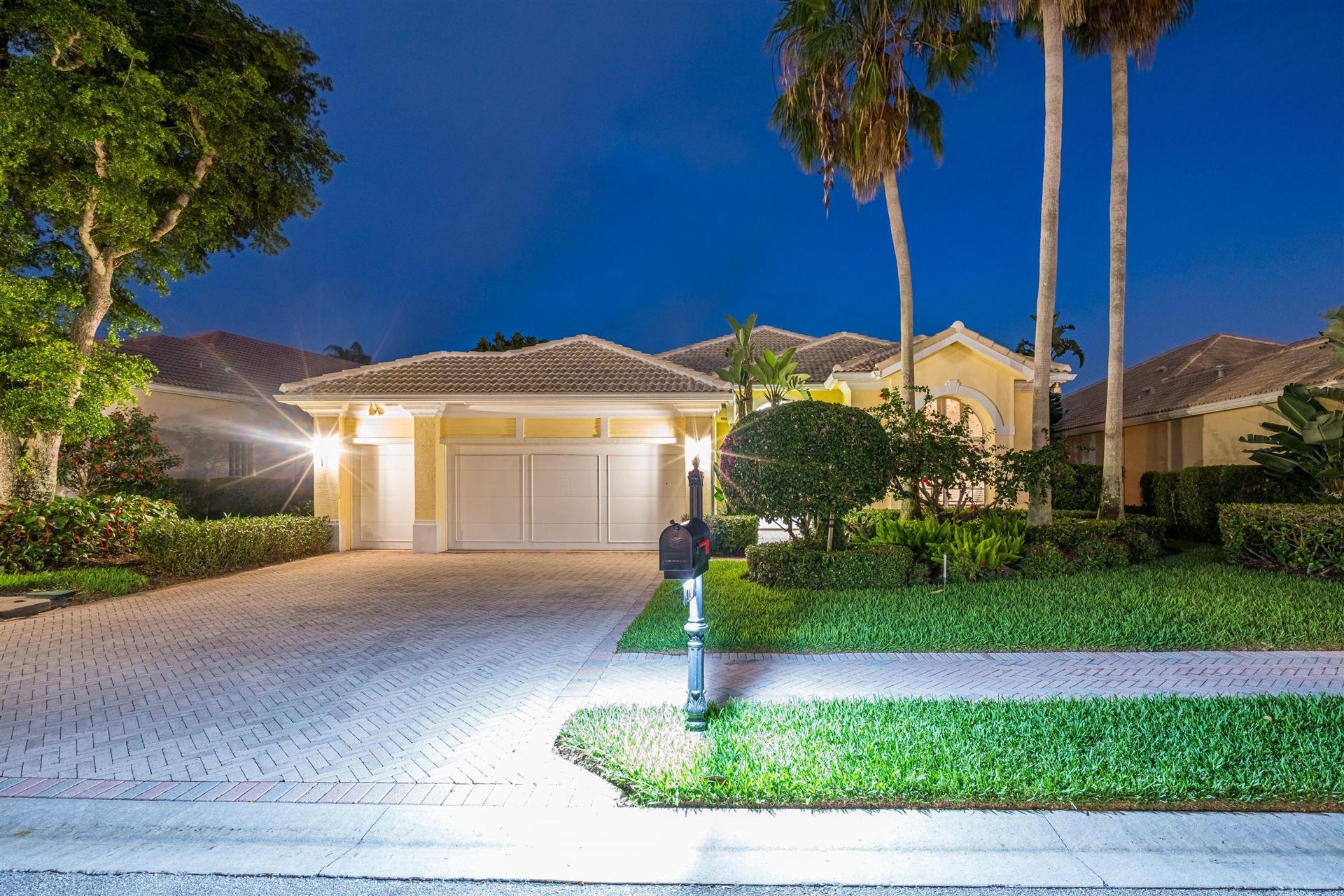 Photo of 117 Banyan Isle Drive, Palm Beach Gardens, FL 33418 (MLS # RX-10530583)