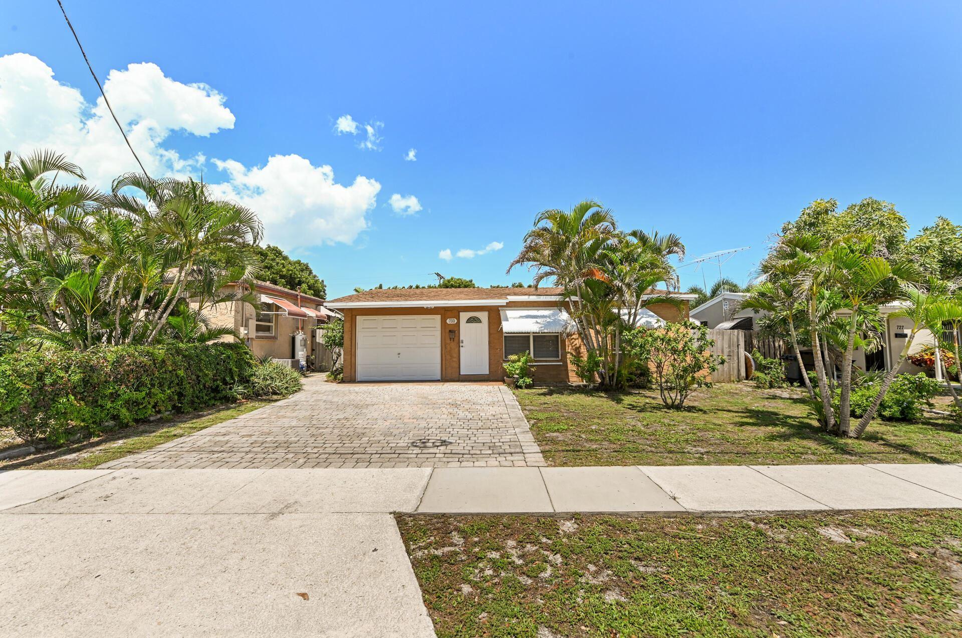 733 Bunker Road, West Palm Beach, FL 33405 - MLS#: RX-10744583