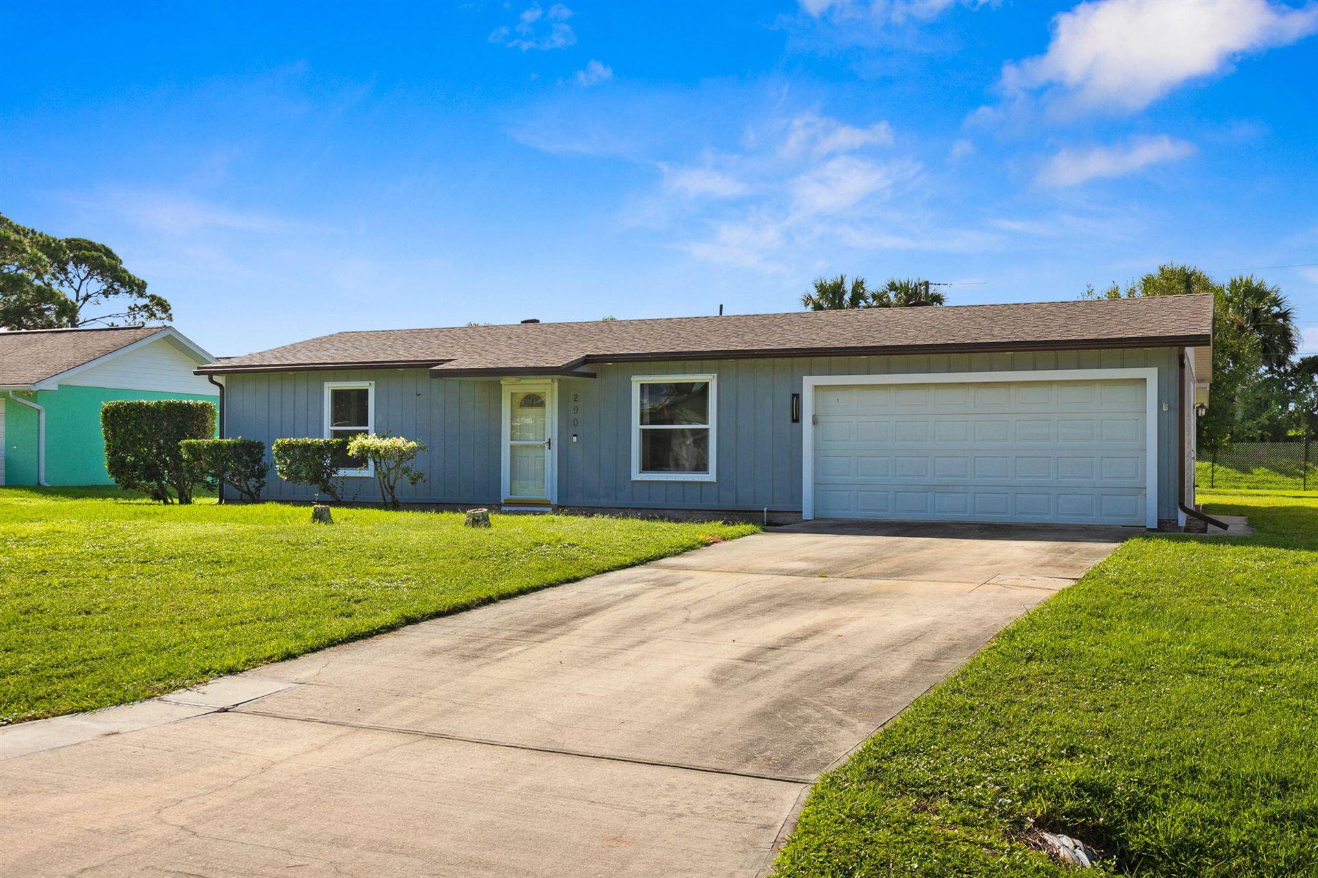 290 SE Grove Avenue, Port Saint Lucie, FL 34983 - #: RX-10747583