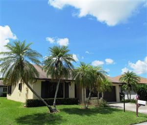 Photo of 6306 Silk Dogwood Lane, Greenacres, FL 33463 (MLS # RX-10555584)