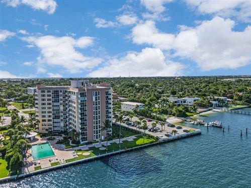 Photo of 2800 N Flagler Drive #810, West Palm Beach, FL 33407 (MLS # RX-10644584)