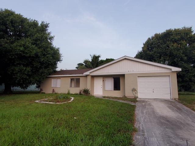 214 SW Kentwood Road, Port Saint Lucie, FL 34953 - #: RX-10634584