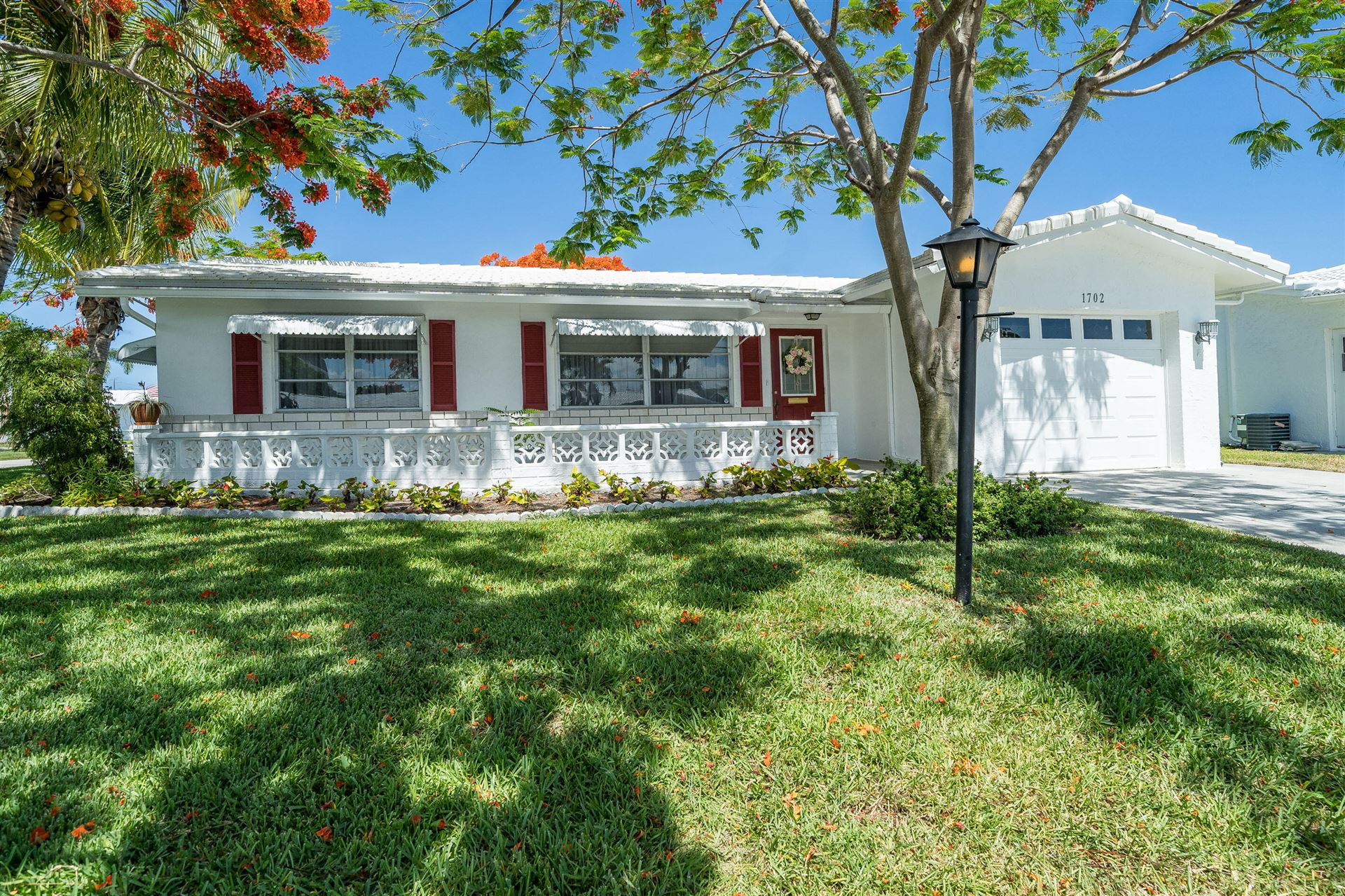 1702 SW 22nd Street, Boynton Beach, FL 33426 - MLS#: RX-10723584