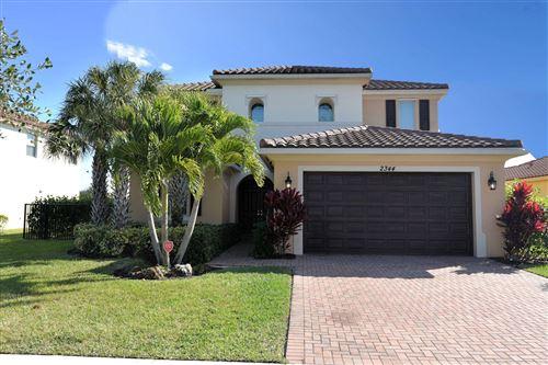 Foto de inmueble con direccion 2344 Bellarosa Circle Royal Palm Beach FL 33411 con MLS RX-10607585
