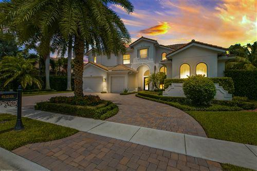 Foto de inmueble con direccion 628 Hermitage Circle Palm Beach Gardens FL 33410 con MLS RX-10650585