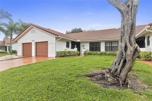 Photo of 9747 Pavarotti Terrace #102, Boynton Beach, FL 33437 (MLS # RX-10665585)