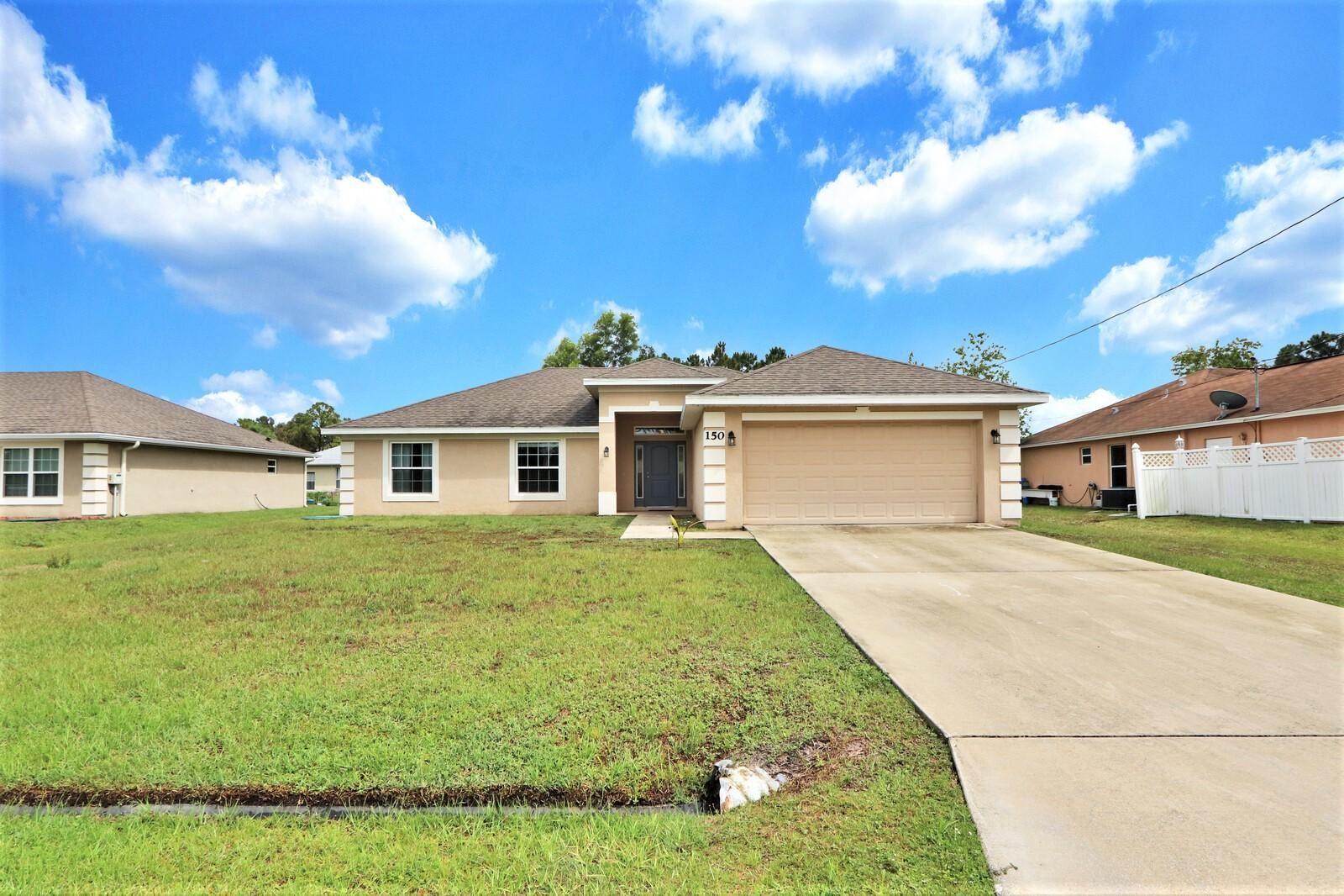 150 SW De Gouvea Terrace, Port Saint Lucie, FL 34953 - MLS#: RX-10722585