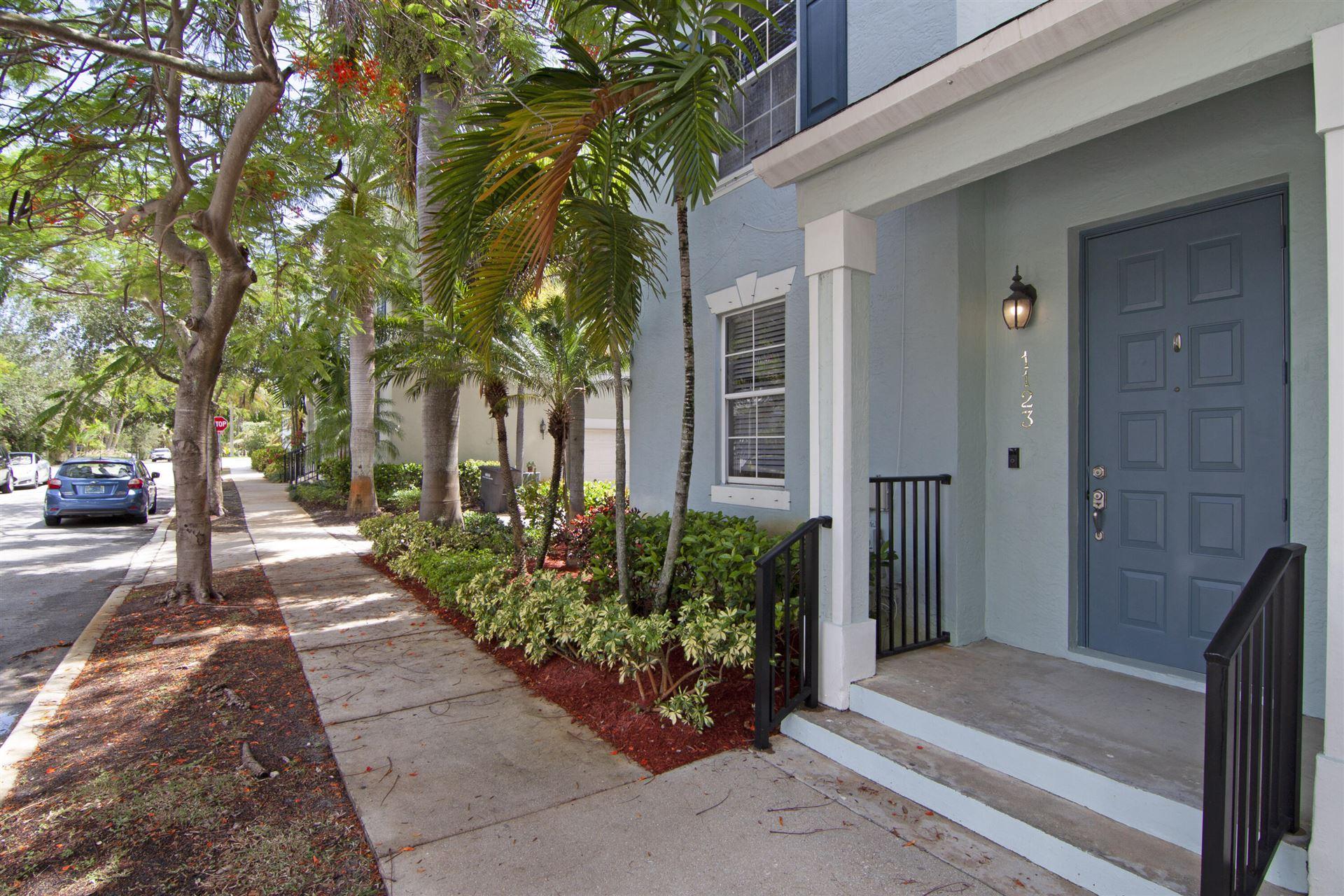 1123 Florida Avenue, West Palm Beach, FL 33401 - MLS#: RX-10723585