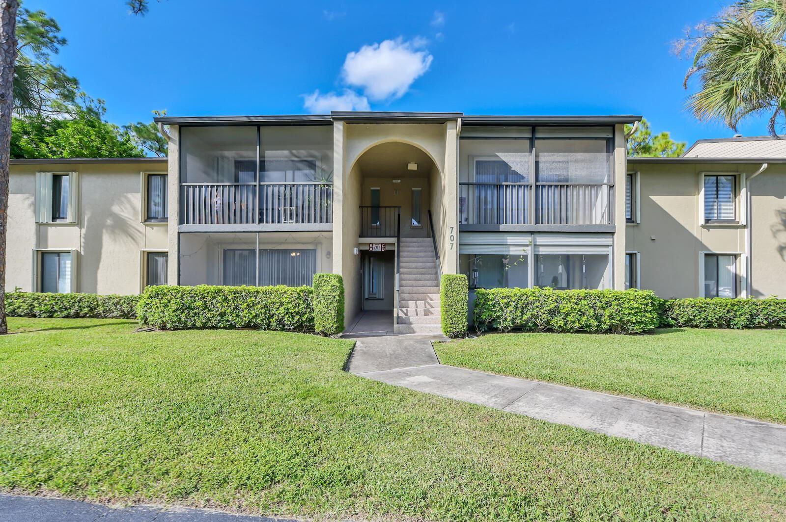 707 Sunny Pine Way #A1, Greenacres, FL 33415 - MLS#: RX-10752585