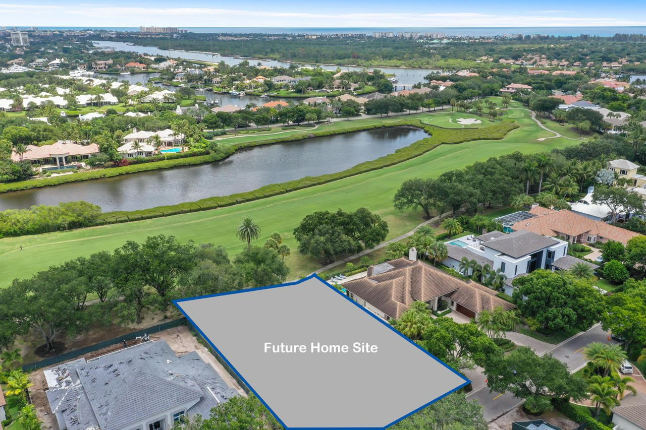 Photo of 158 Commodore Drive, Jupiter, FL 33477 (MLS # RX-10661586)