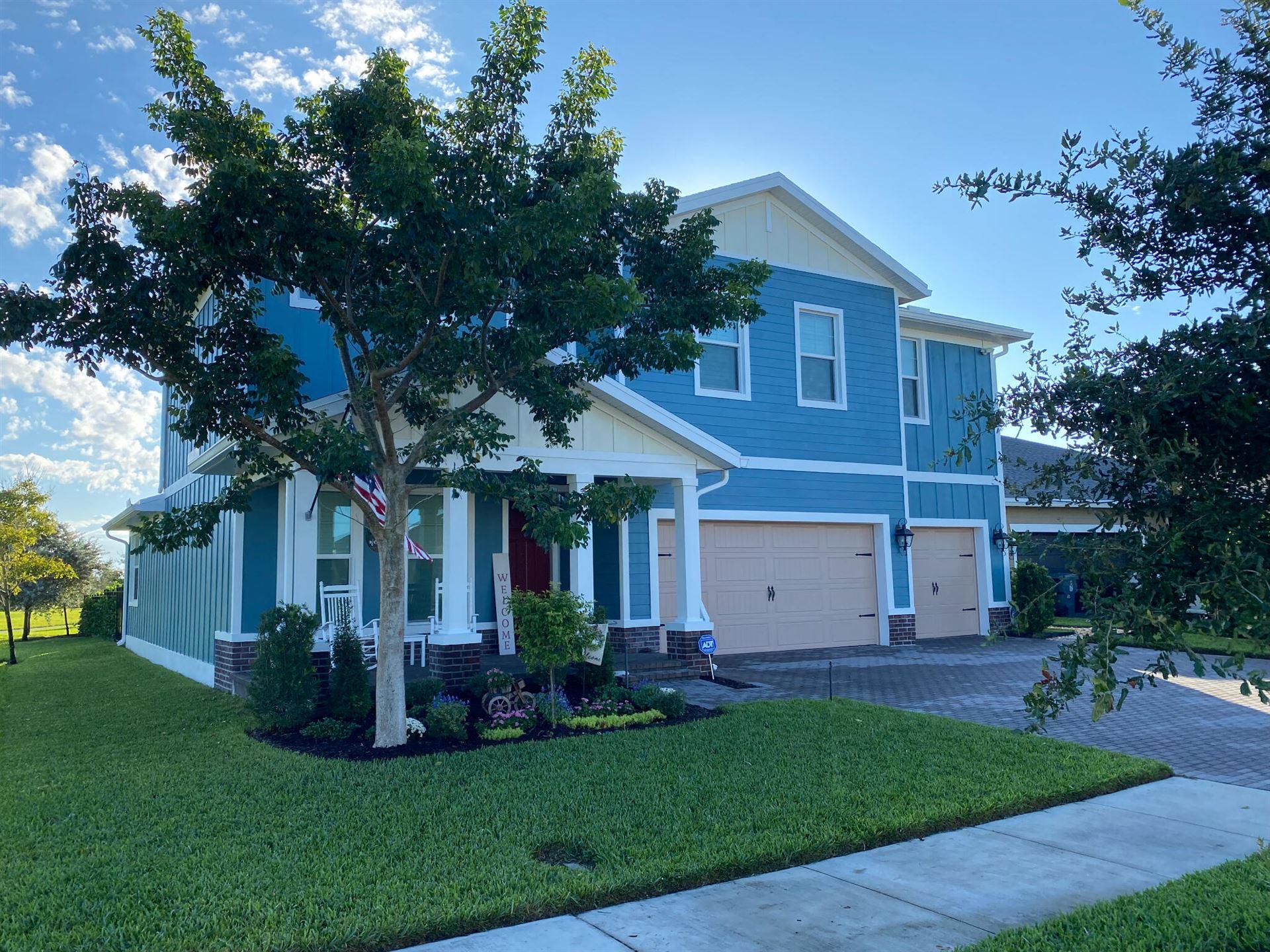 Photo of 890 Sweetgrass Street, Loxahatchee, FL 33470 (MLS # RX-10752586)