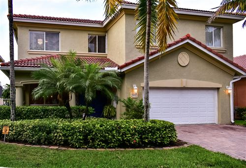 Photo of 745 Gazetta Way, West Palm Beach, FL 33413 (MLS # RX-10578587)