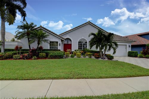 Photo of 6025 Golf Villas Drive, Boynton Beach, FL 33437 (MLS # RX-10579587)