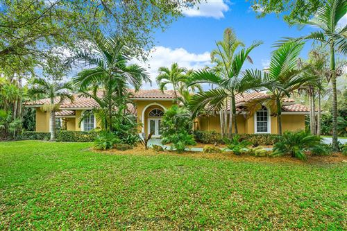 Photo of 5138 Misty Morn Road, Palm Beach Gardens, FL 33418 (MLS # RX-10604587)