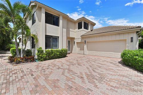 Foto de inmueble con direccion 13337 Provence Drive Palm Beach Gardens FL 33410 con MLS RX-10650587