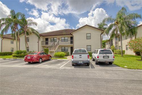 Photo of 7609 Tahiti Lane #104, Lake Worth, FL 33467 (MLS # RX-10747587)