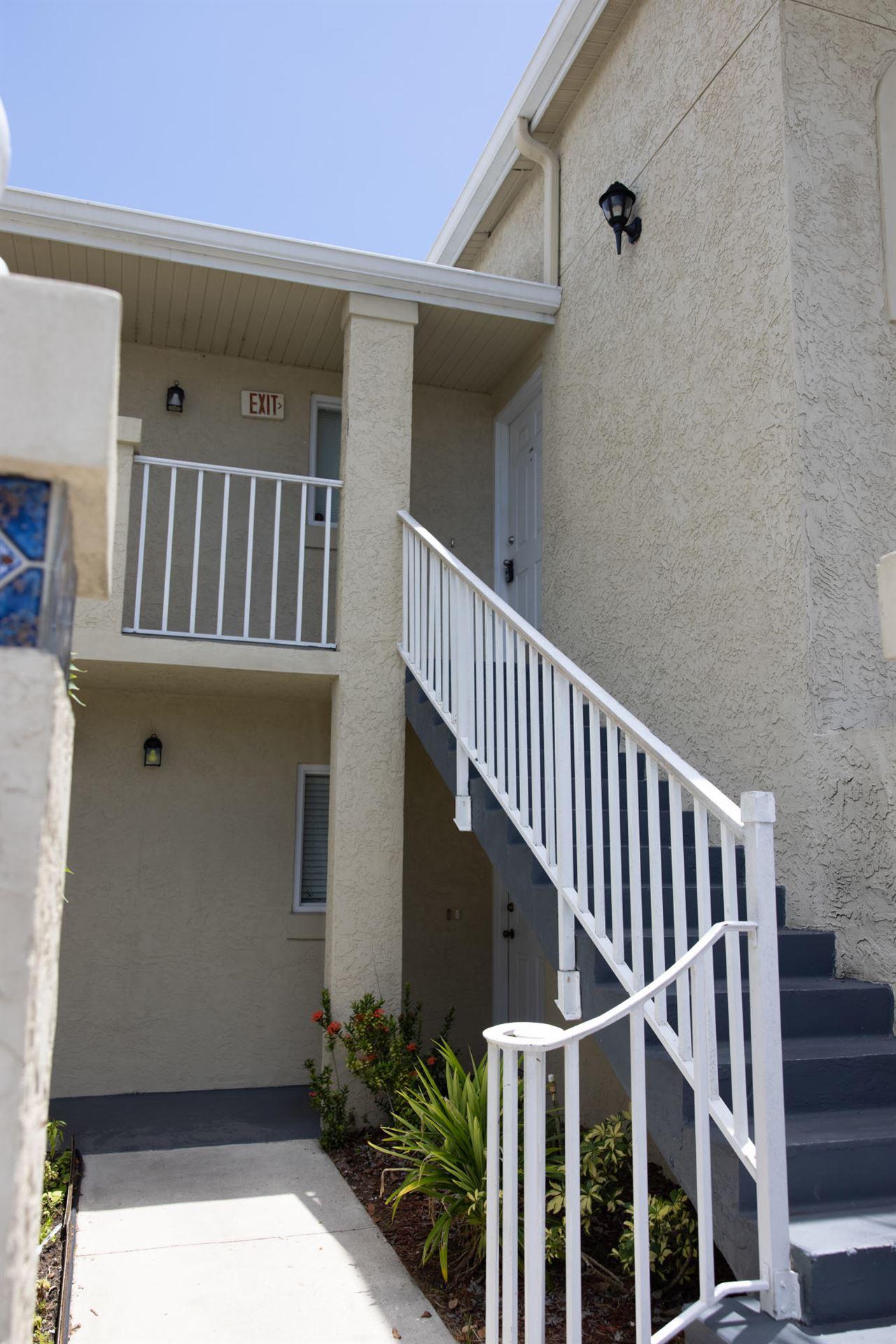 1631 SE Green Acres Circle #201, Port Saint Lucie, FL 34953 - #: RX-10732587