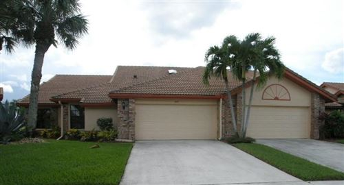 Photo of 8491 Heather Place, Boynton Beach, FL 33472 (MLS # RX-10612588)