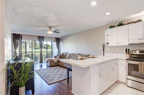 Photo of 401 Greensward Lane #102-A, Delray Beach, FL 33445 (MLS # RX-10690588)
