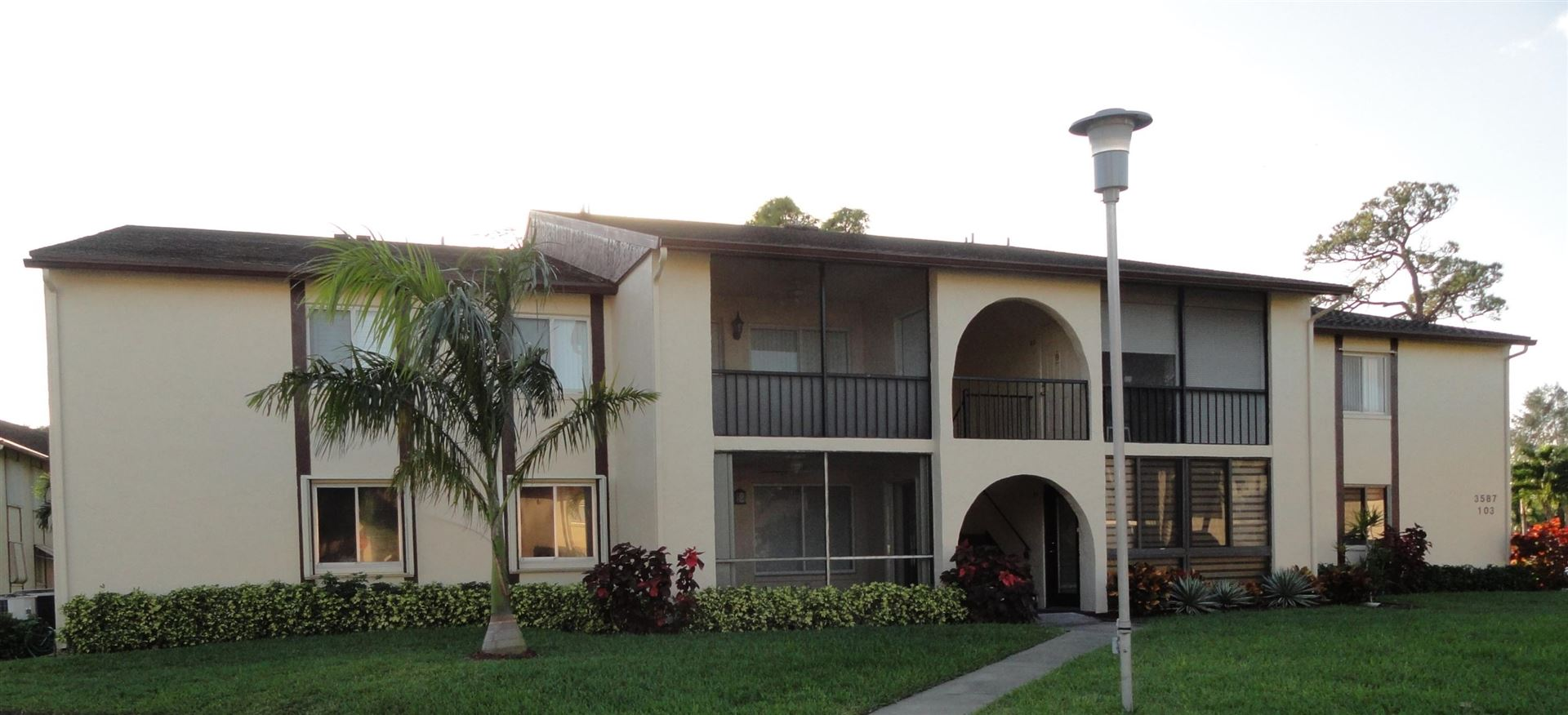 3587 La Playas Court #C-1, Greenacres, FL 33463 - #: RX-10674588