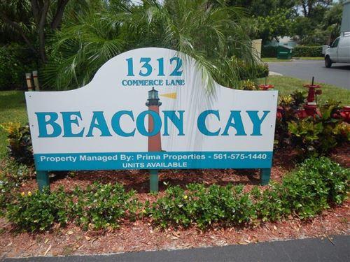Photo of 1312 Commerce Lane #11a-12a, Jupiter, FL 33458 (MLS # RX-10725589)