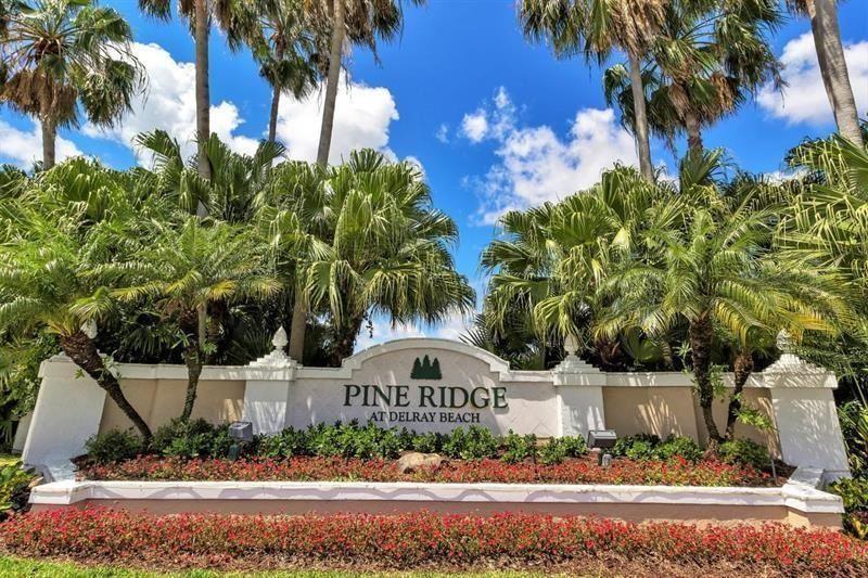 13830 Oneida Drive #A1, Delray Beach, FL 33446 - #: RX-10636589