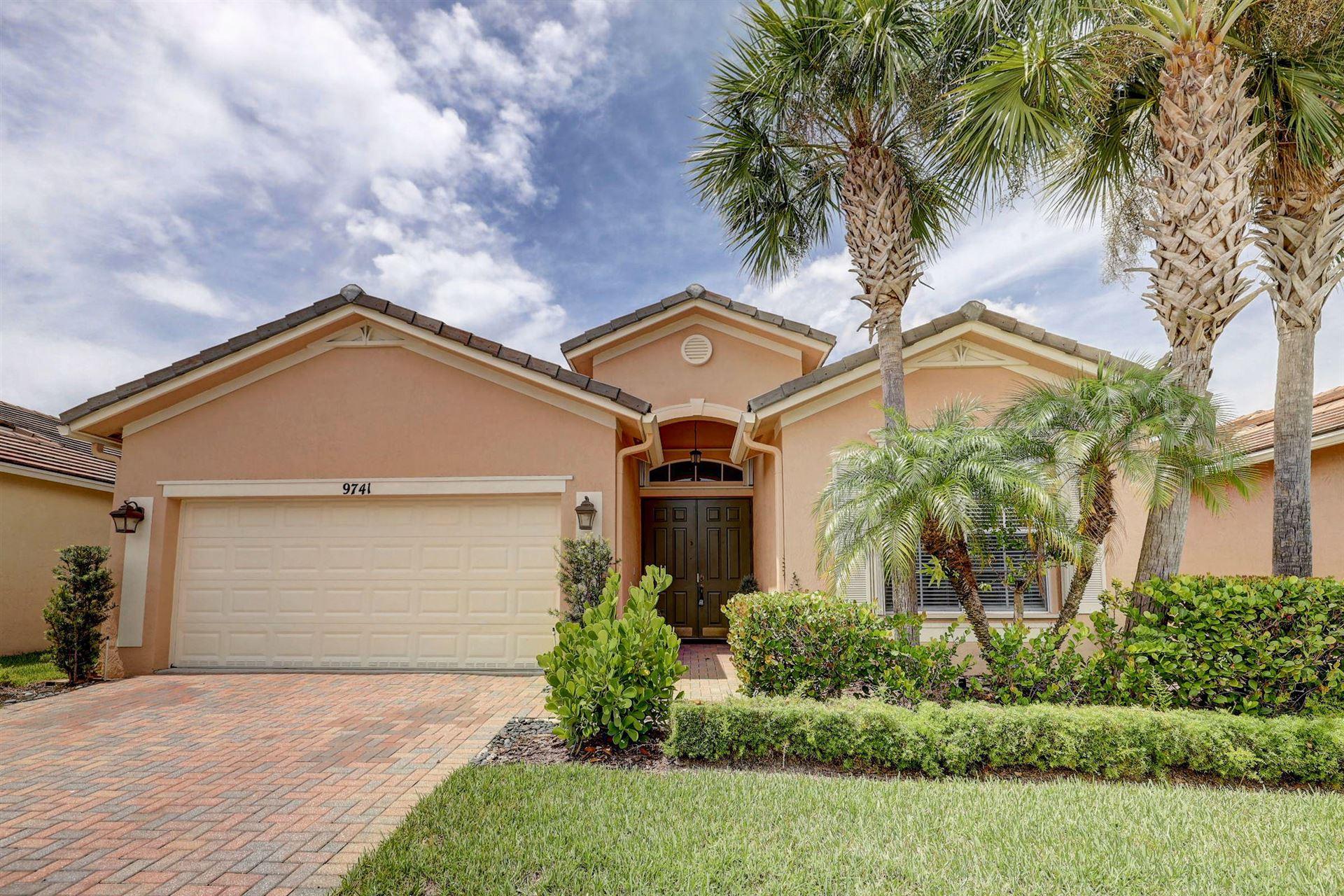 9741 SW Glenbrook Drive, Port Saint Lucie, FL 34987 - #: RX-10649589