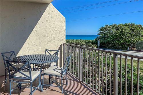 Photo of 1055 Ocean Drive #203, Juno Beach, FL 33408 (MLS # RX-10686590)