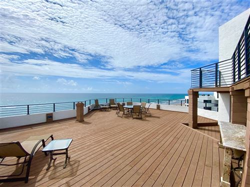 Photo of 2565 S Ocean Boulevard #Ph 411n, Highland Beach, FL 33487 (MLS # RX-10726590)