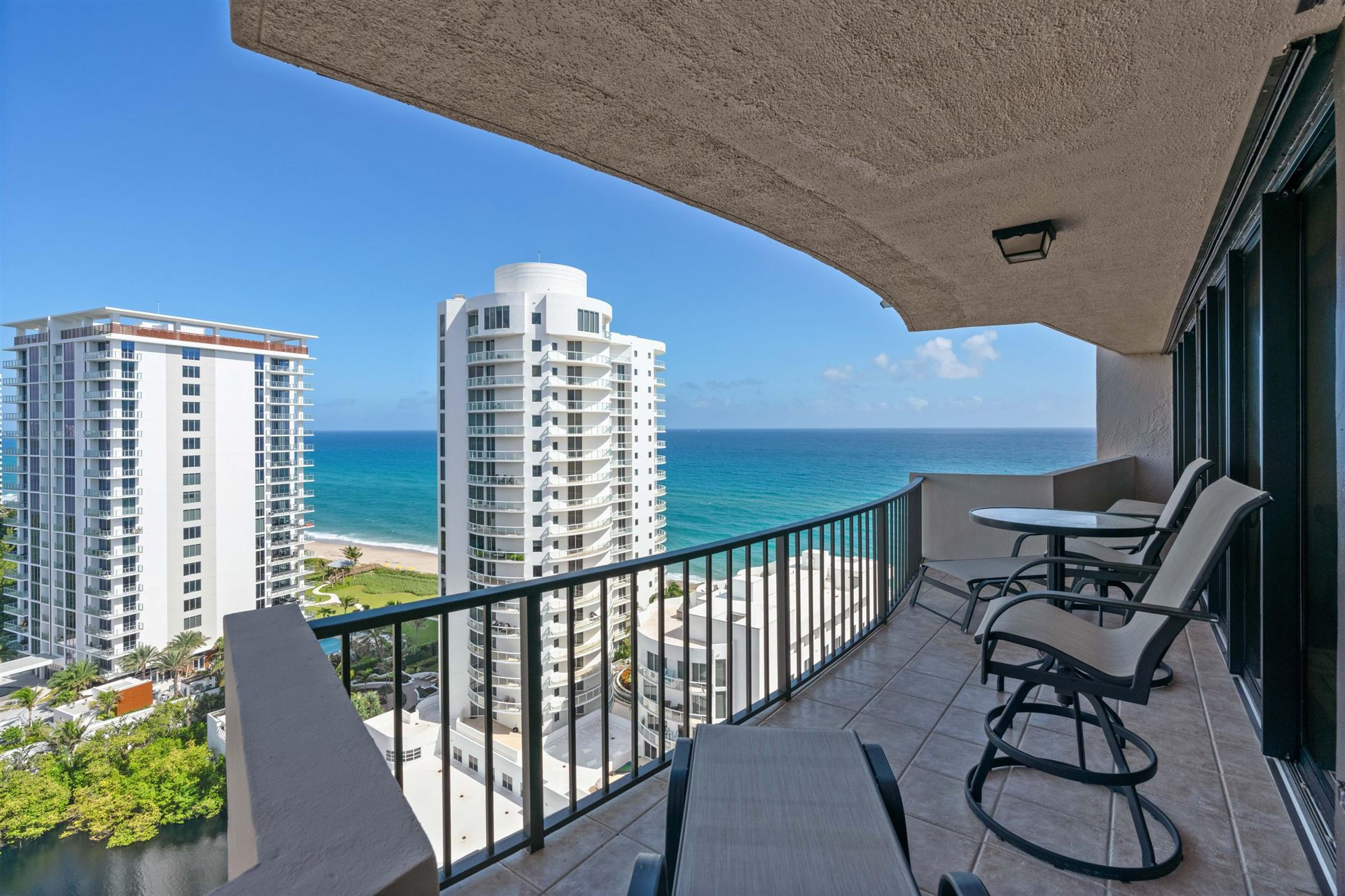 Photo of 4200 N Ocean Drive #2-1801, Riviera Beach, FL 33404 (MLS # RX-10670590)