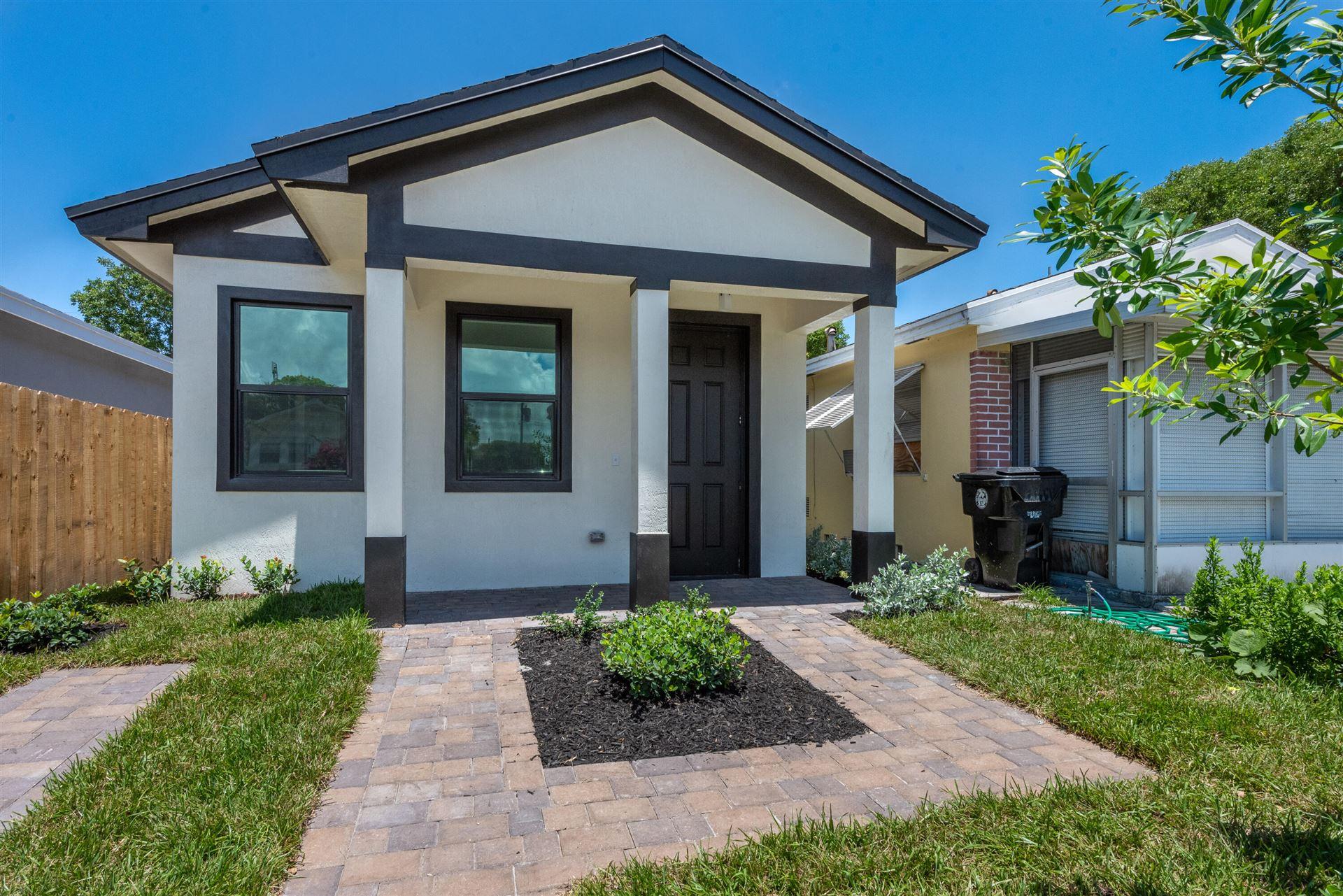 222 N D Street, Lake Worth, FL 33460 - MLS#: RX-10704590