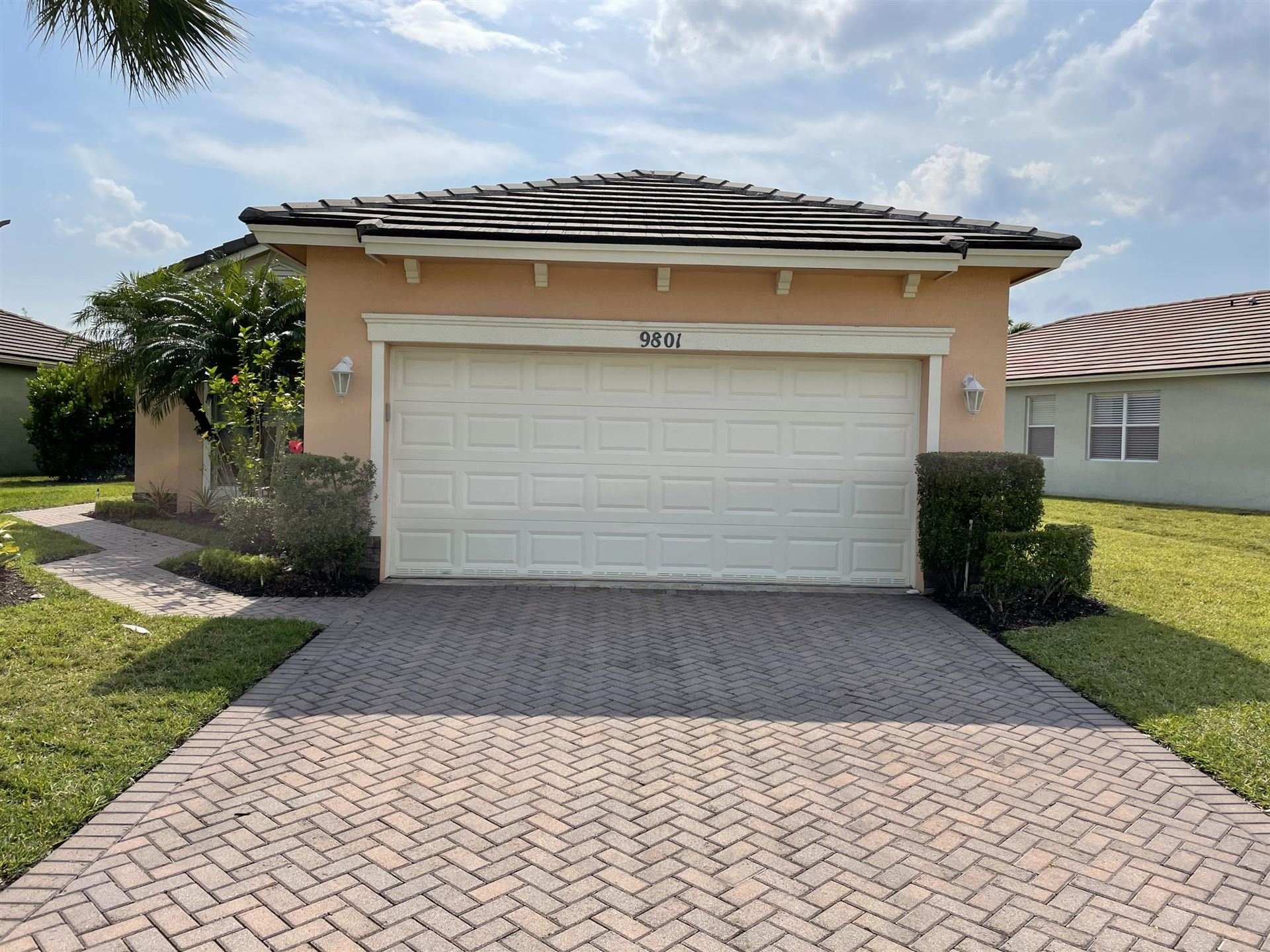 9801 SW Eastbrook Circle, Port Saint Lucie, FL 34987 - #: RX-10709590
