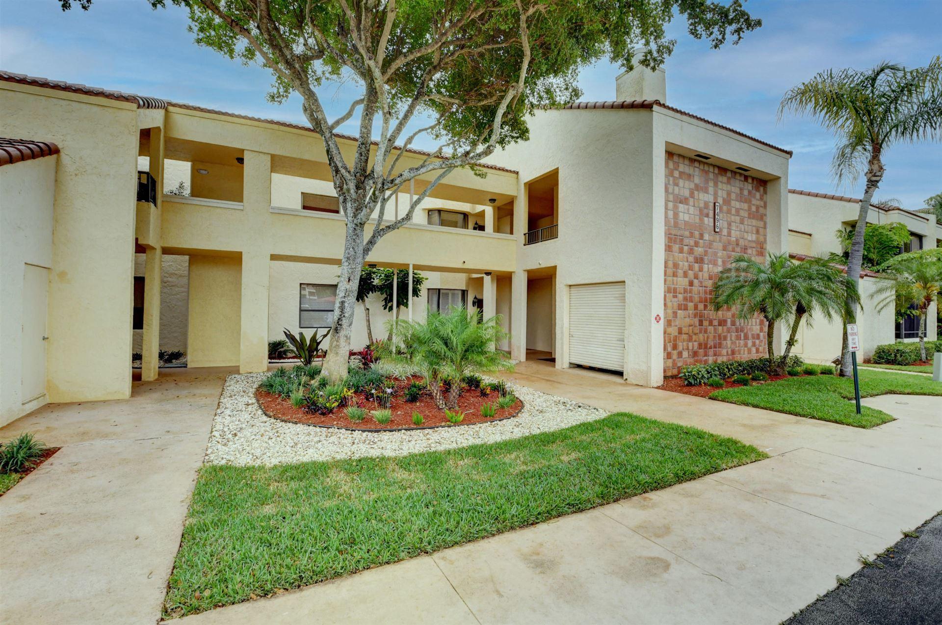7496 La Paz Boulevard #106, Boca Raton, FL 33433 - MLS#: RX-10710590