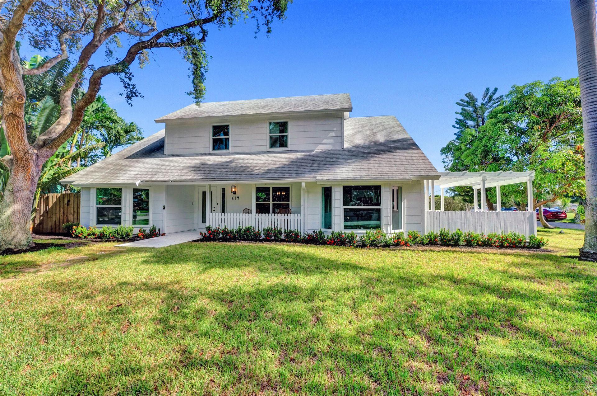 619 Heron Drive, Delray Beach, FL 33444 - MLS#: RX-10752590