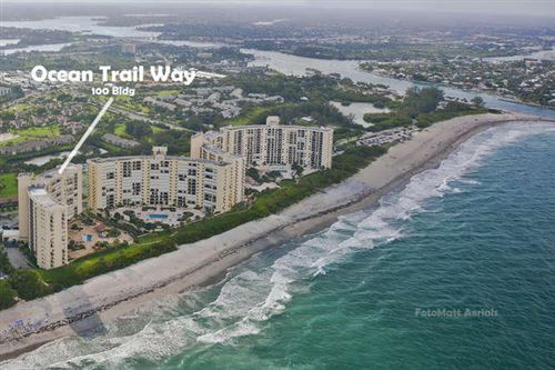 Photo of 100 Ocean Trail Way #708, Jupiter, FL 33477 (MLS # RX-10620592)