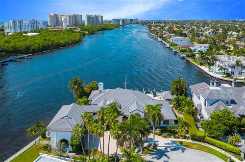Photo of 7400 NE 8th Terrace, Boca Raton, FL 33487 (MLS # RX-10664592)