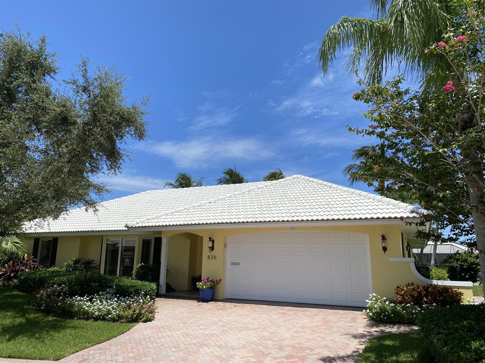 826 SW Walnut Ter Terrace, Boca Raton, FL 33486 - #: RX-10637592